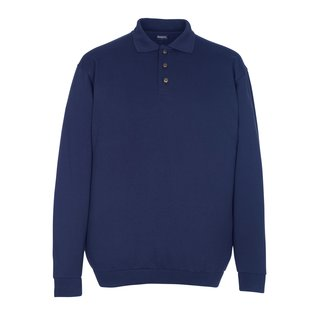 Polo-Sweatshirt